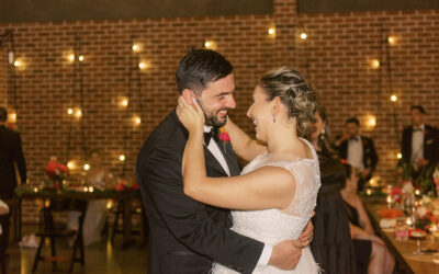 Tom and Rebecca's Wedding