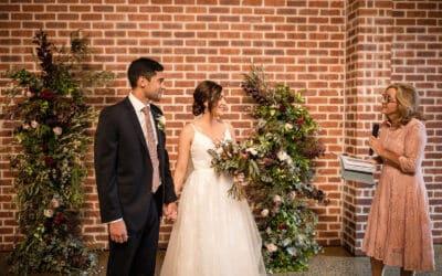 Choosing your Wedding Celebrant